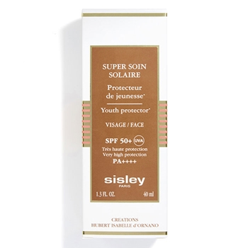 Super Soin Solaire Visage SPF50 de Sisley