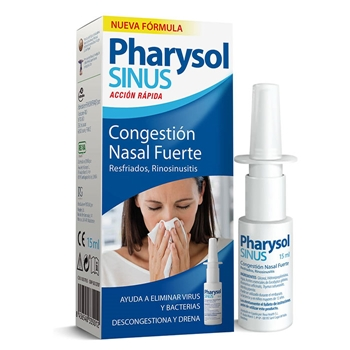 Pharysol Sinus Acción Rápida 15 ml