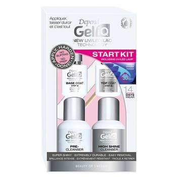 Depend Gel iQ Start Kit 7 Productos