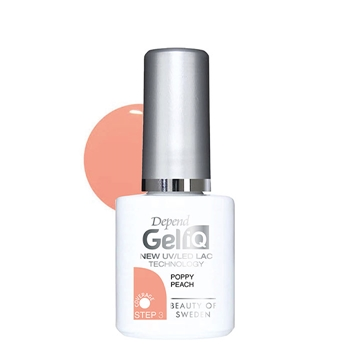 Depend Gel iQ Esmalte Color Poppy Peach