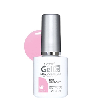 Depend Gel iQ Esmalte Color Pink Vibes Only