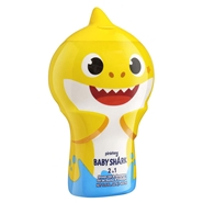 Gel de Baño y Champú 2 en 1 de Baby Shark