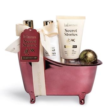 IDC INSTITUTE Secret Stories Bañera 4 Productos