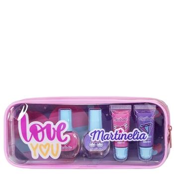 Super Girl Pencil Case Make Up Estuche de Martinelia