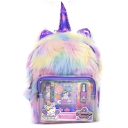 Shimmer Paws Backpack & Beauty Estuche de Martinelia