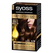 Oleo Intense Coloración 4-18 Chocolate de Syoss