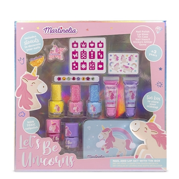 Martinelia Unicorn Nail and Lip Estuche 5 Productos