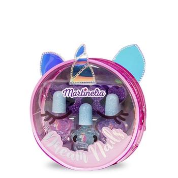 Martinelia Unicorn Nail Bag Estuche 3 Lacas de Uñas + 1 Separador Pedicura