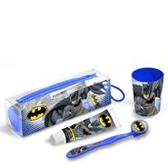 Kit Higiene Dental Estuche de Batman