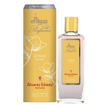 Álvarez Gómez Agua de Perfume Ámbar 150 ml