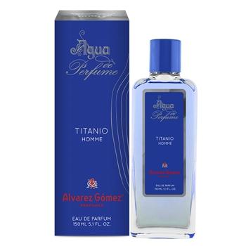 Álvarez Gómez Agua de Perfume Titanio Homme 150 ml