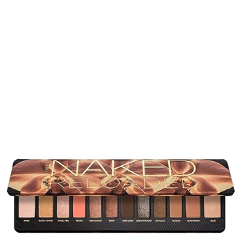 Urban Decay Naked Reloaded Palette 12 Tonos