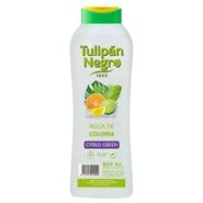 Citrus Green Agua de Colonia de Tulipán Negro