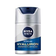 Active Age Hyaluron Hidratante Antiedad de NIVEA MEN